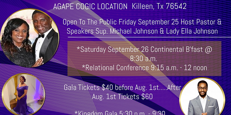 Singles Ministry Conference