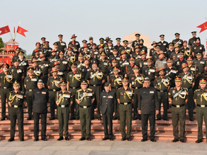 Indian Army celebrates 75th Infantry Day