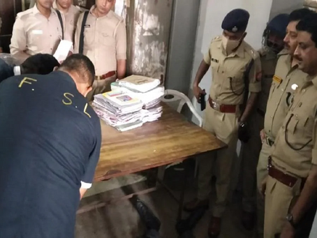 Lawyer shot dead in Shahjahanpur district court, accused arrested