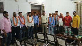 टीजी-२ पदाधिकारियों ने आरवीपीपीकेएस में अपने विलय को किया खत्म