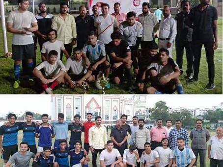 डिवाइन स्पोर्ट्स फुटबॉल प्रतियोगिता में सम्मिट एफसी ने जीता फ़ाइनल