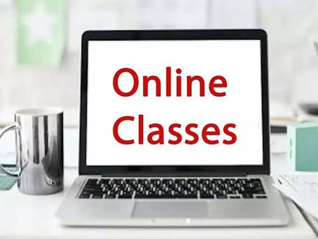 21 मई से उच्च शिक्षण संस्थानों में शुरू होंगी ऑनलाइन कक्षाएं