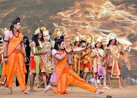 Bijnor: Actor dies on stage during Ramlila