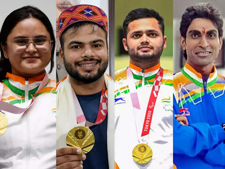 UP to honour Tokyo paralympic medal winners