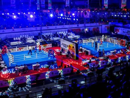 3 Indian men storm into finals in Asian Boxing Championship
