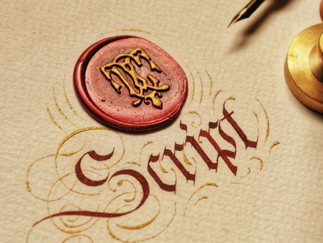 Calligraphy: a very much alive field