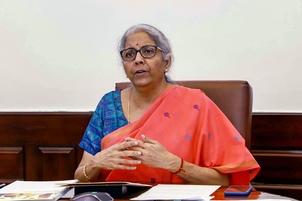 No shortage of anything; reports of coal crisis baseless: Sitharaman