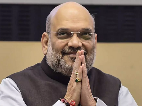Amit Shah to visit Lucknow on Oct 29