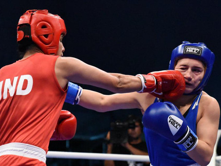 Indian boxer Sakshi Choudhary loses her final spot in the Asian Championships