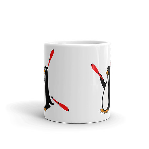 Lazy Penguin Mug