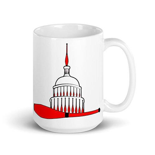 Club Congress Building Mug!