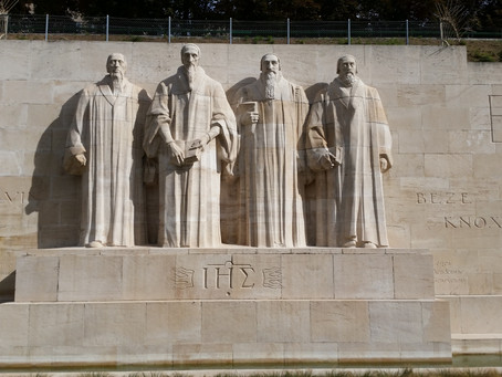 Do Not Forget The Reformation of the 16th Century