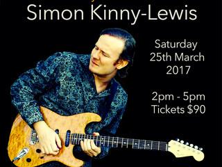 Simon Kinny-Lewis Guitar Workshop