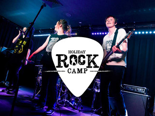 Rock out these School Holidays at our Holiday Rock Camps