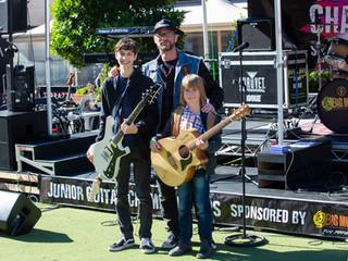 Sydney Junior Guitar Championships