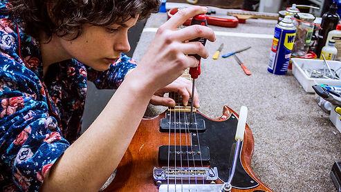 Big Music guitar lesson