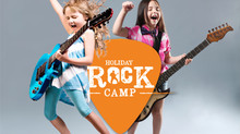 October Holiday Rock Camps