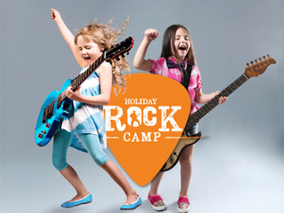 July Holiday Rock Camps