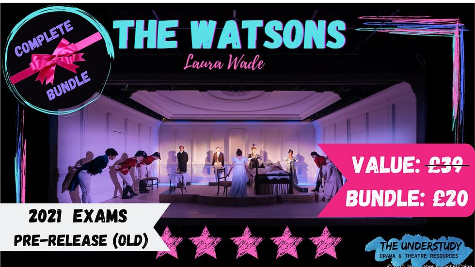 THE WATSONS: COMPLETE BUNDLE