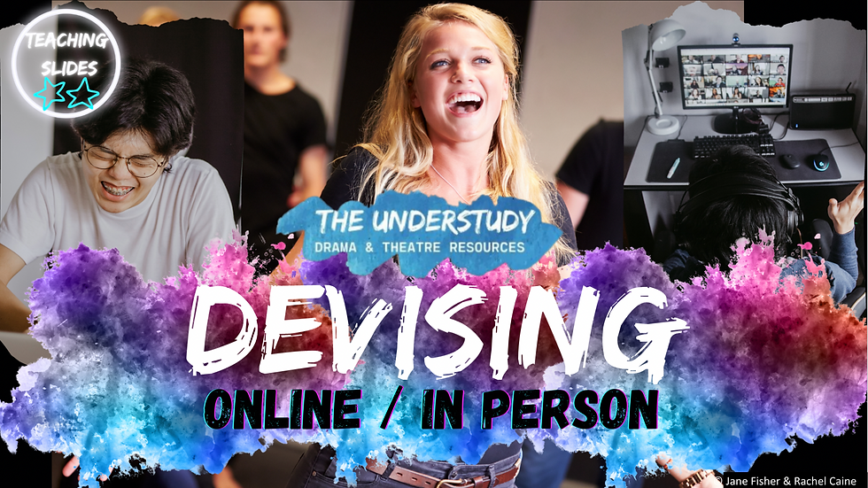 DEVISED PLANNING ONLINE / IN PERSON