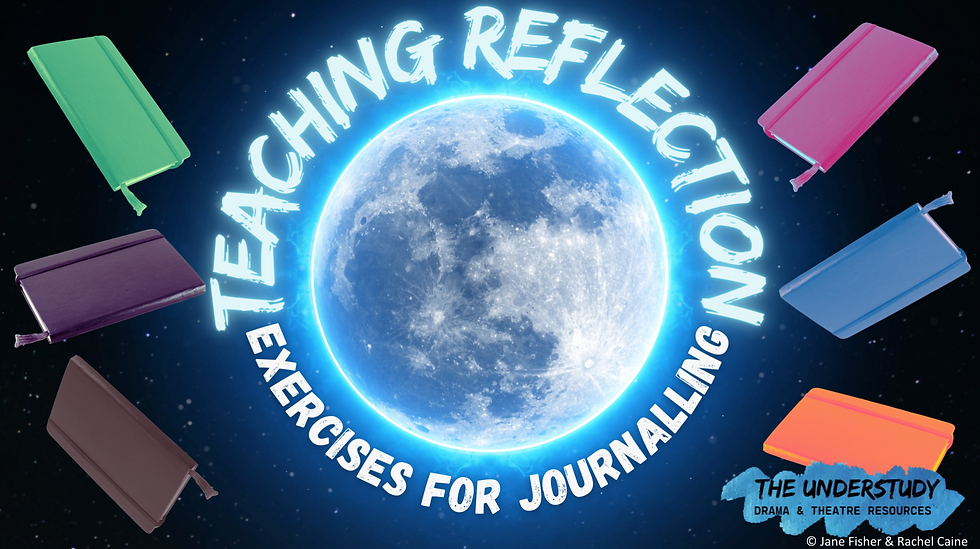 TEACHING REFLECTION: EXERCISES FOR JOURNALS