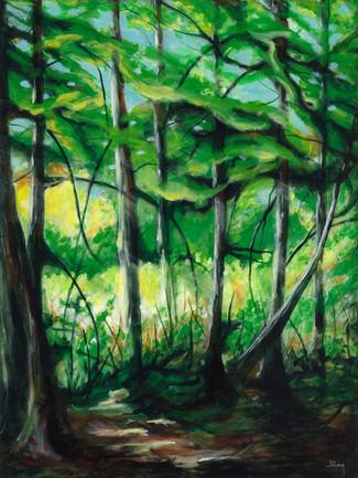 Whispering Trees #2