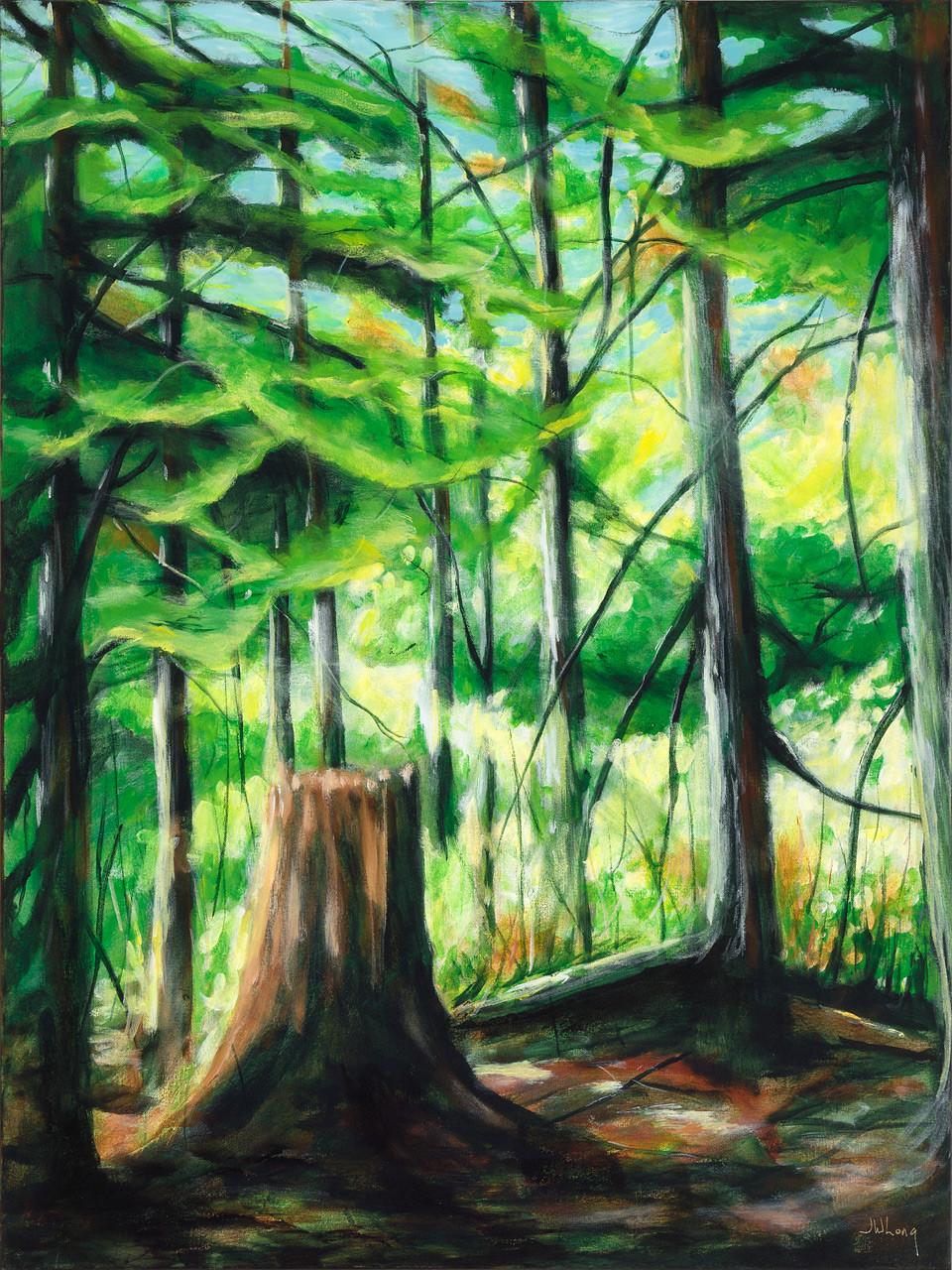 Whispering Trees #1