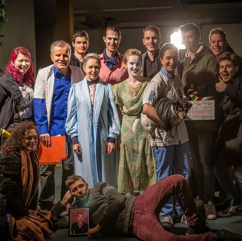 Cast en crewfoto The Lost Dance