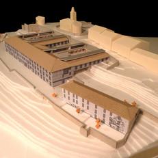 Rénovation et extension de l'EHPAD Raynald Merlin Dommartin (concours)