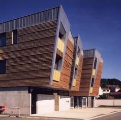 Collège, Saint-Nicolas de Port (54)