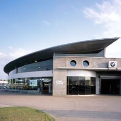 Garage BMW, Chavelot (88)