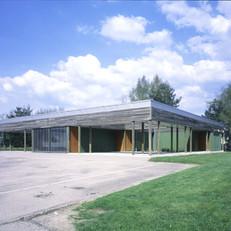 Ecole primaire, Laval-sur-Vologne (88)