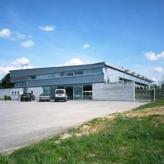 Centre de secours, Châtel sur Moselle