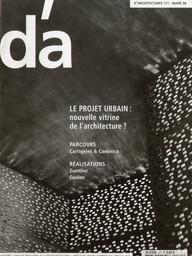 "D'A mars 2008, Parcours ""Cartignies & Canonica"""