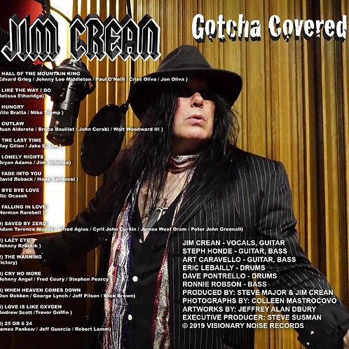 "JIM Crean ""Gotcha Covered"""