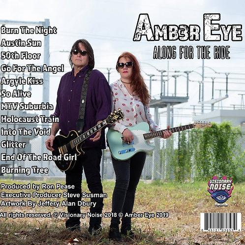 "Amber Eye ""Along For The Ride"" Cd"