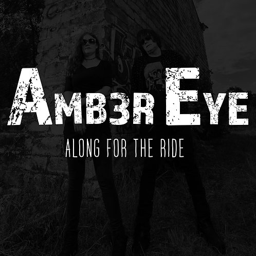 "Amber EYE ""Along For The Ride"" download card"
