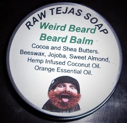 Weird Beard Beard Balm