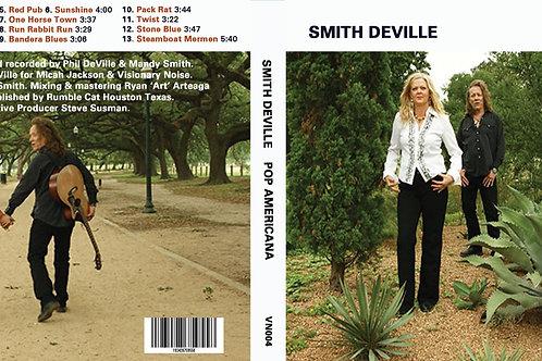 "Smith DeVille""Pop Americana"""