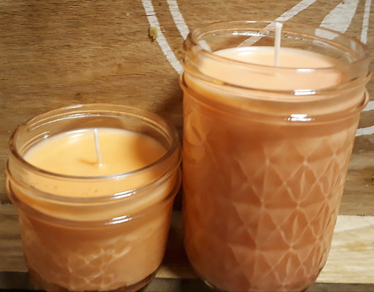 Pumpkin Spice 4 oz Candle