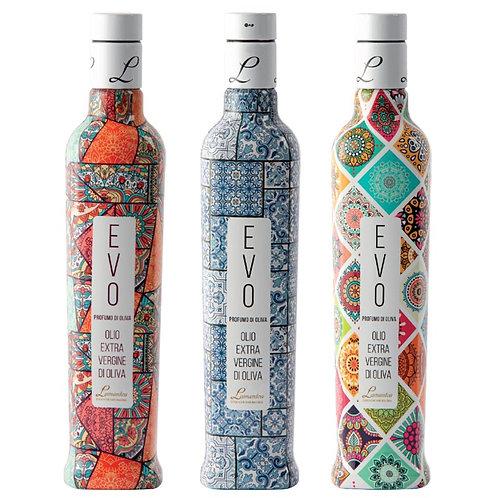 Lamantea - extra vergine olijfolie fles, design 500ml - 1stuk