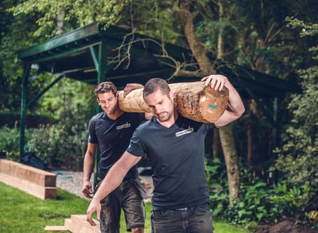 Wat is het beste hout voor het maken van een boomhut?