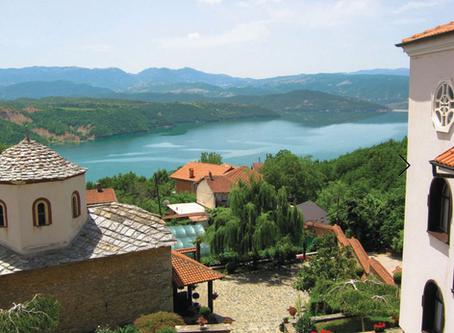 Monastery of St. Jovan Bigorski