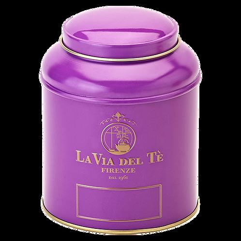 La Via del Tè, canister paars - 6stuks