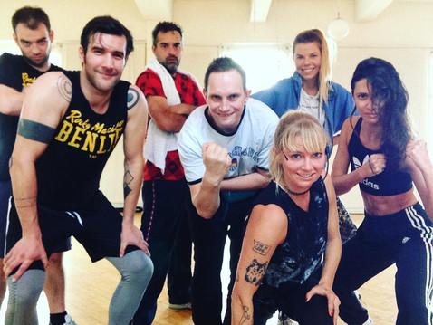 Kobum Boxing  meets Rave Aerobic