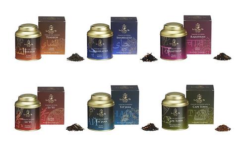 Tea Travels - 3stuks