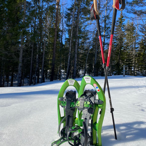 Packing list for a winter adventure