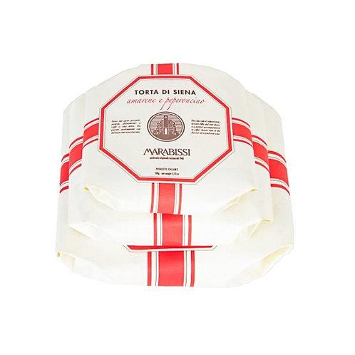 Torta di Siena, kersen en chilipeper - 100g/18st - 250g/16st - 350g/12st