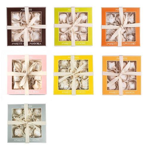 Ambachtelijke amaretti in geschenkdoos - 12stuks