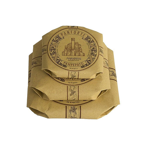 Panforte Panpepato - 100g/18st - 250g/16st - 350g/12st